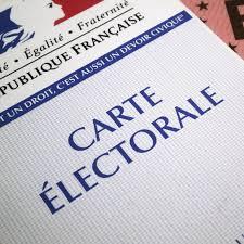 carte électeur